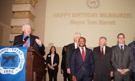 "Milwaukee celebrates 172nd birthday by ""Toasting Tradition"""