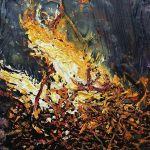 """Black Cat Alley to host winter """"Fire on Ice-Painting"""" event"""