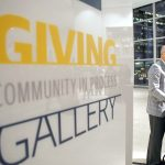 "Artwork of ""Giving Gallery"" highlights Northwestern Mutual's philanthropic impact"