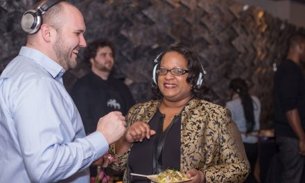 Milwaukee chefs and 88Nine DJs blend taste with music at SoundBites fundraiser