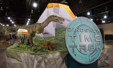Dinosaur Time Trek brings interactive Jurassic era experience to Milwaukee