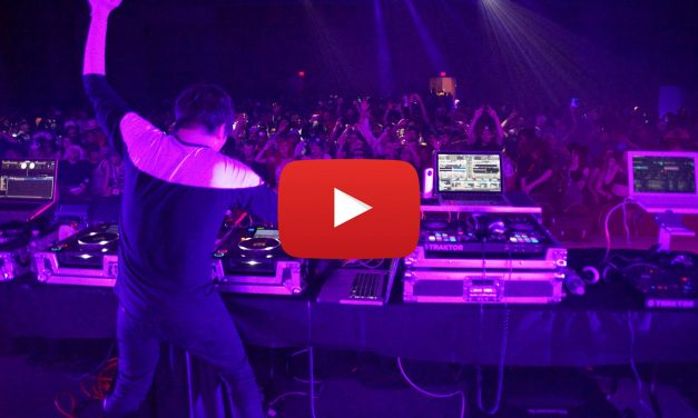 360° Video: TeddyLoid remixes the Rave at Anime MKE