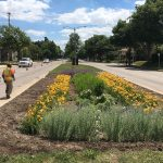 City of Milwaukee and Walnut Way partner on green infrastructure projects for sustainable communities