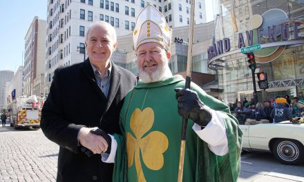 52nd Annual St. Patrick's Day Parade honors Milwaukee's Irish heritage