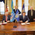Milwaukee formalizes Sister City status with Ukraine's Irpin