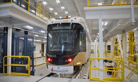 After half century Milwaukee is again home to a Streetcar