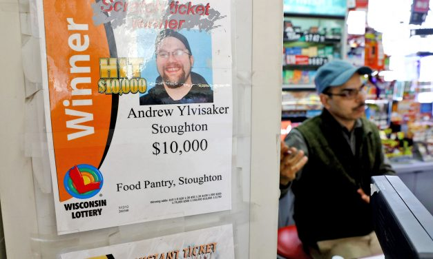 Suspicious patterns in frequent Wisconsin lottery winners points to fraud