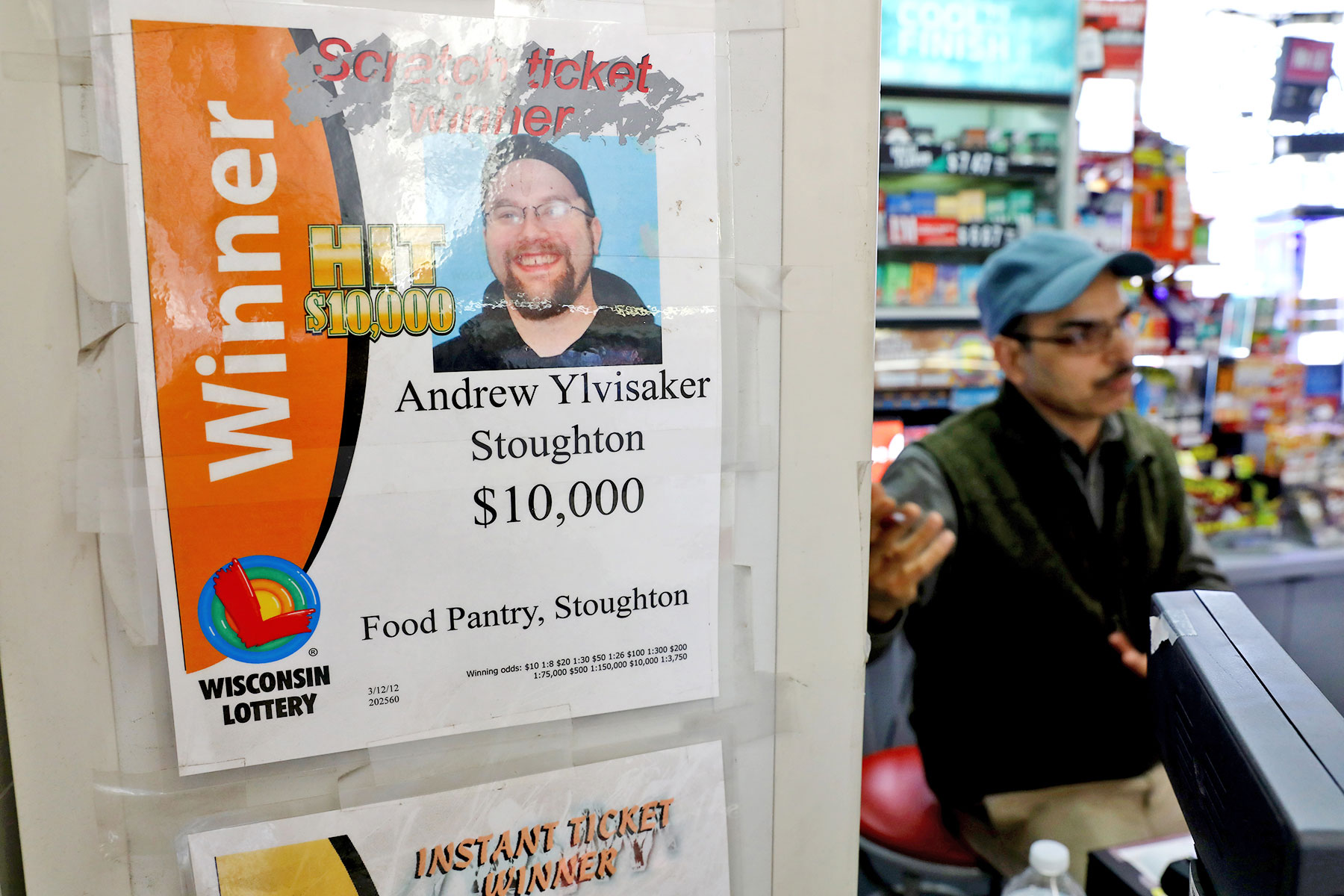 Suspicious Patterns In Frequent Wisconsin Lottery Winners Points To