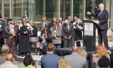 Participants of Milwaukee's 1967-1968 Open Housing Marches honored at anniversary event