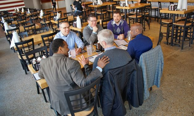 Building bridges for regional collaboration starts with breaking bread together