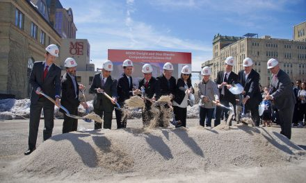 MSOE breaks ground on $34M Diercks computer sciences building