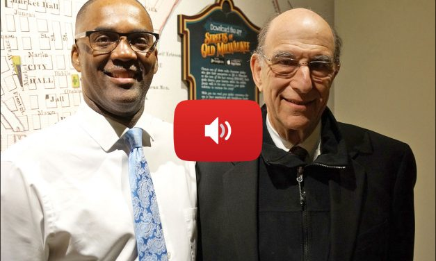 Roots of Segregation: Reggie Jackson and Richard Rothstein share insights at special event