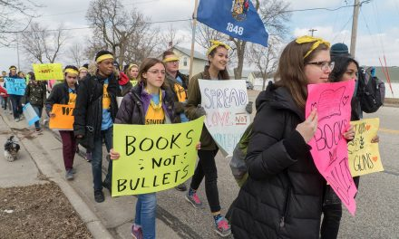 """The students behind the """"50 Miles More"""" March and its political impact"""