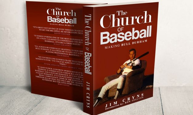 The Church of Baseball: Milwaukee author shares filmmaking stories from Bull Durham
