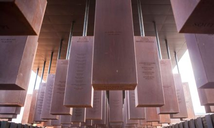 An inconvenient history takes national spotlight with opening of lynching memorial