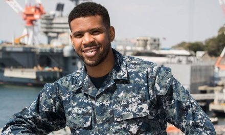 From North Division to Yokosuka: Navy sailor credits growing up in Milwaukee