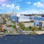 Harbor District's public plaza moves closer to reality after philanthropic gifts