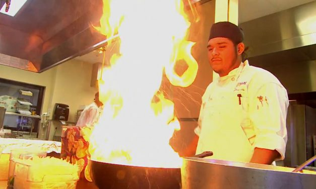 """A Milwaukee Flavor: Following students as they become Chefs on """"Cook.Plate.Dine."""""""