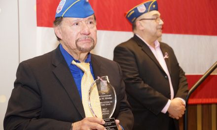 Vietnam combat medic George Banda honored at tribute to Latino veterans