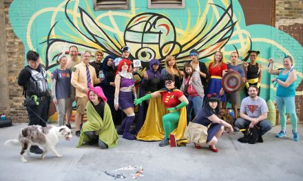 Superheroes run for charity in 8th Milwaukee Cosplay 5K