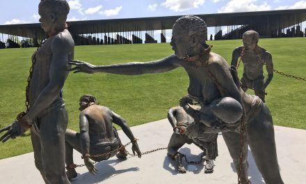 A witness to truth: The experience of visiting the new National Lynching Memorial