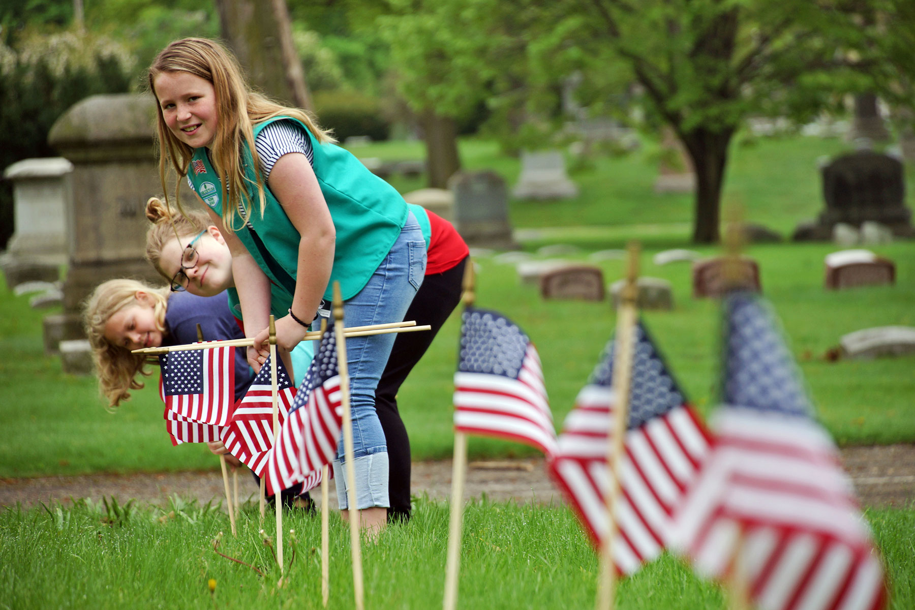 Memorial Day ceremony planned at Fayetteville National Cemetery