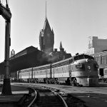 Trains of the Milwaukee Road immortalized in photos by Wallace Abbey