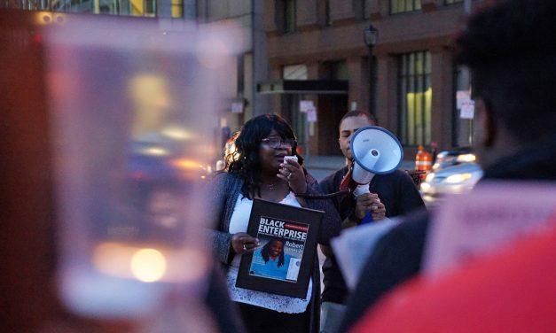 Peace advocates gather for mass vigil in latest plea to reform gun legislation
