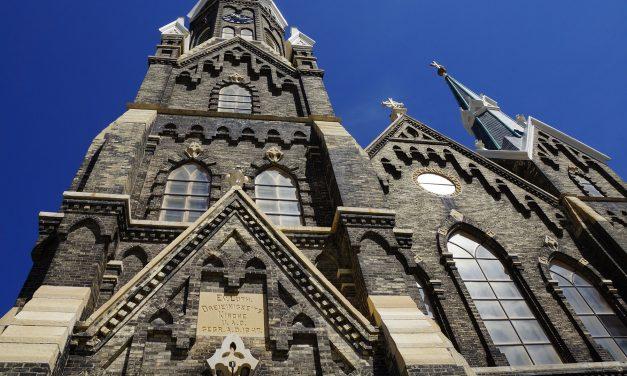 Group seeks to refurbish fire damaged bells from Trinity Lutheran Church