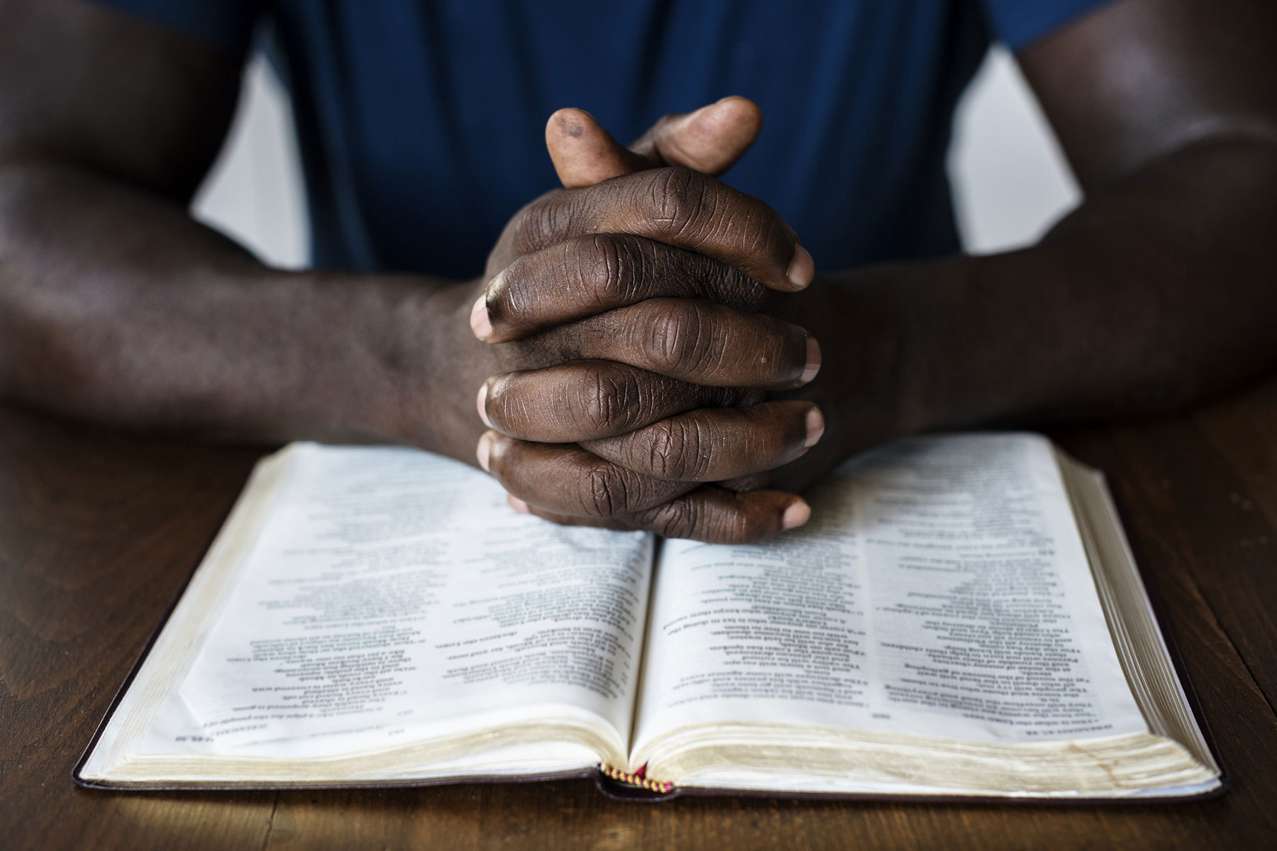 Bible Study: Blacks Read Holy Scriptures More Often Than