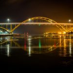 """""""Light the Hoan Bridge"""" offers illumination of positive stories with crowdsourcing campaign"""