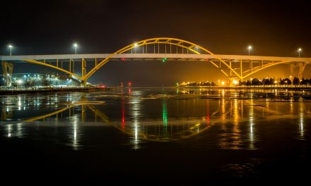 """Light the Hoan Bridge"" offers illumination of positive stories with crowdsourcing campaign"