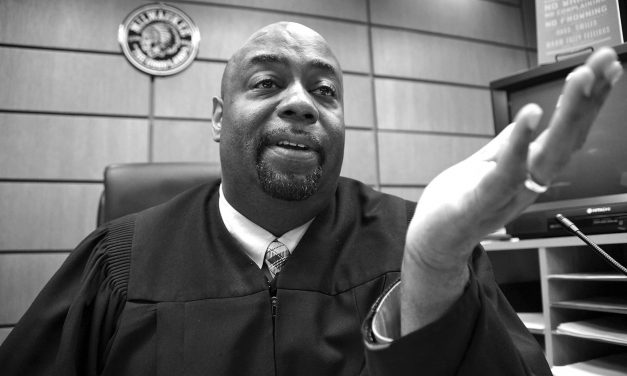 Derek C. Mosley: A Day in Photos with the Municipal Court Judge