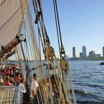 S/V Denis Sullivan sets sail for a new season of exploration on Lake Michigan