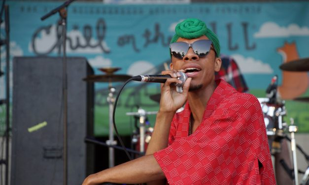Lex Allen kicks off Bay View's outdoor concert series with Chill on the Hill performance