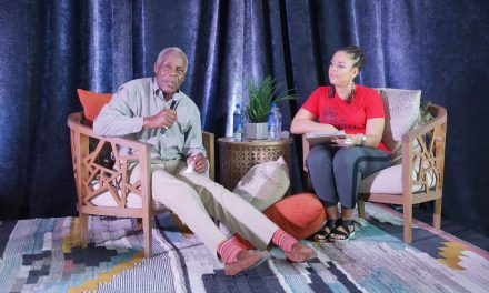 Danny Glover helps celebrate the re-emergence of Bronzeville's Black Holocaust Museum