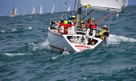 Epic weather conditions no match for determination to sail in 80th Queen's Cup race