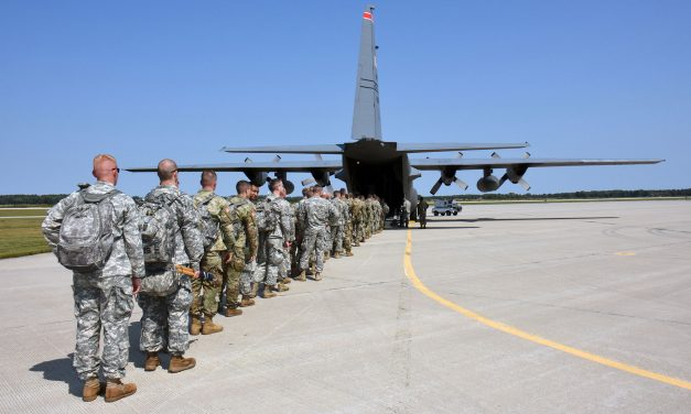 Wisconsin National Guard to participate in Federal actions to separate families at Mexican boarder