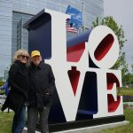 "Robert Indiana's ""The American LOVE"" Sculpture finds permanent home at Milwaukee Art Museum"