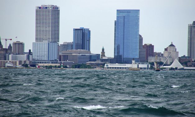 Climate change causing Lake Michigan to experience rapid shifts between high and low water levels