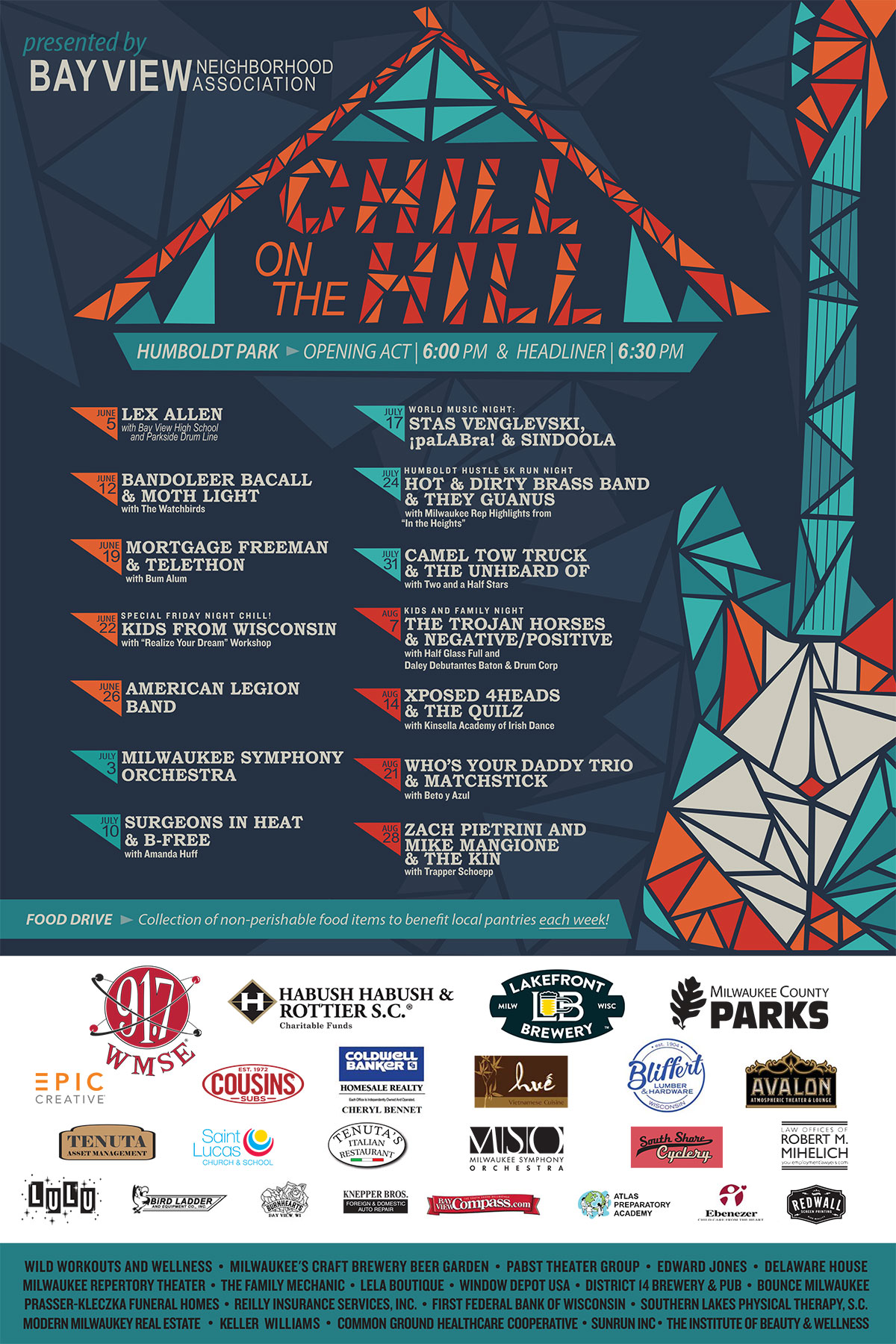 chillhill2018poster