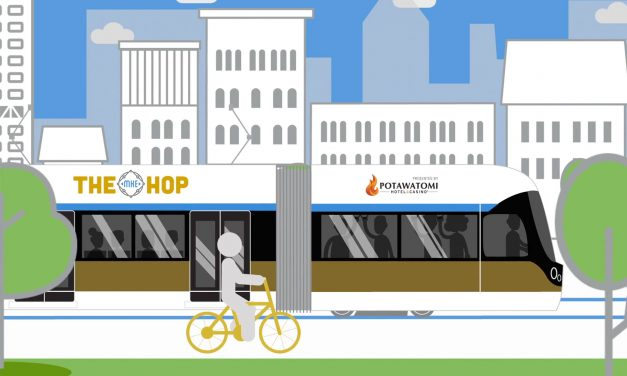 Safety tips released for motorists and pedestrians on sharing road with The Hop Streetcars