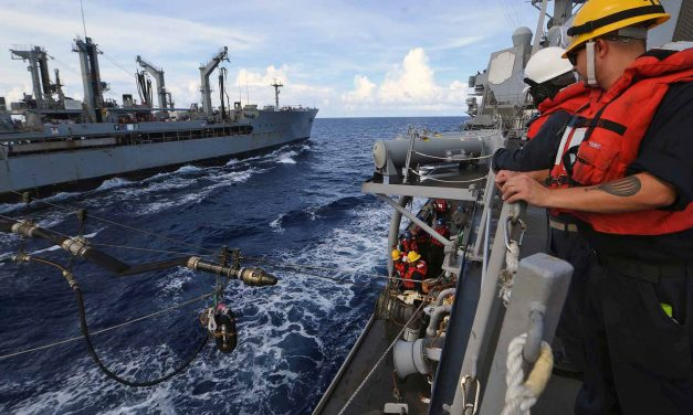 Milwaukee natives participate in world's largest international maritime warfare exercise