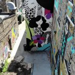 "88Nine presents ""AlleyWayz"" tiny mural concert series at Black Cat Alley"