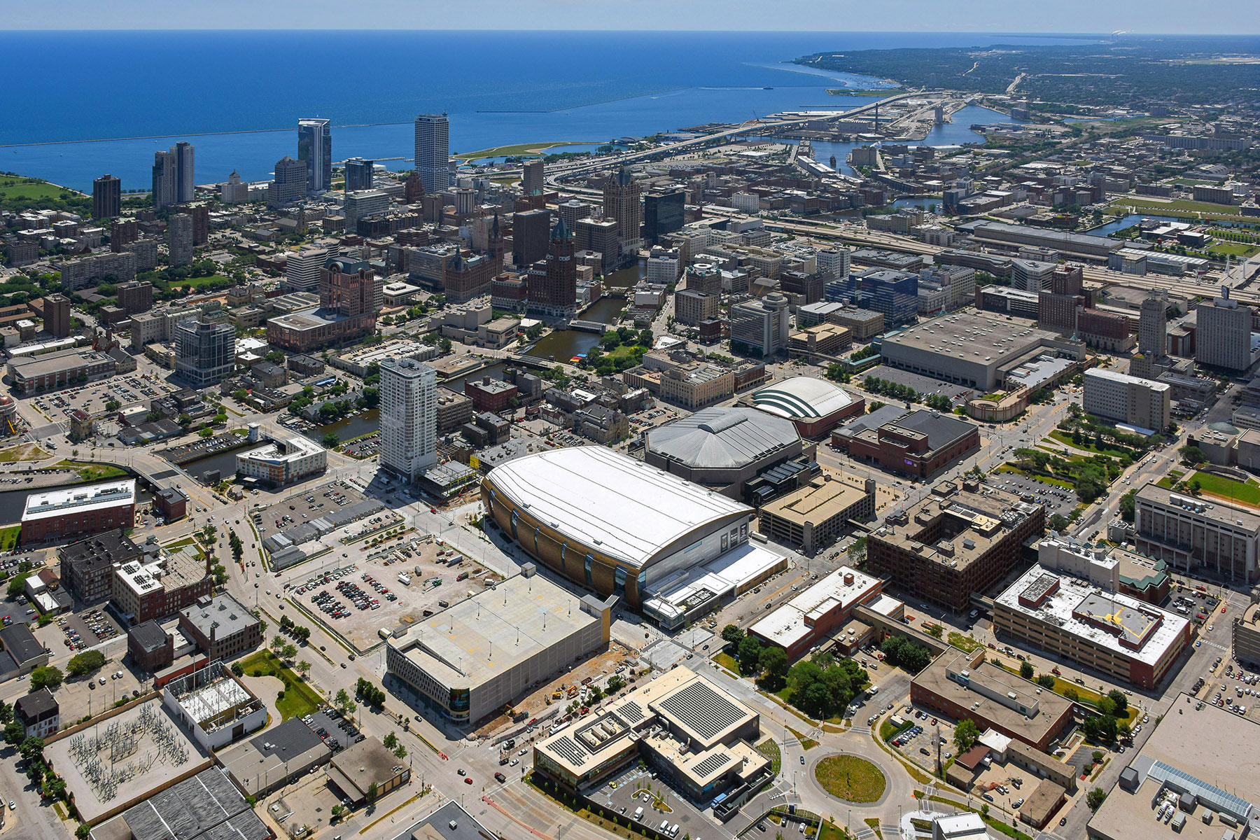 Sale Of Naming Rights For Bucks Arena Gives Basketball Fans Quarter