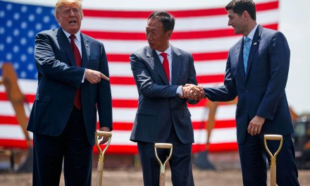 U.S. Leaders attend groundbreaking for Foxconn's Wisconn Valley Science and Technology Park