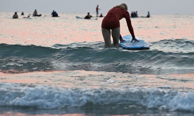 Surf @Water expands community bonds for Milwaukee's freshwater surfing scene