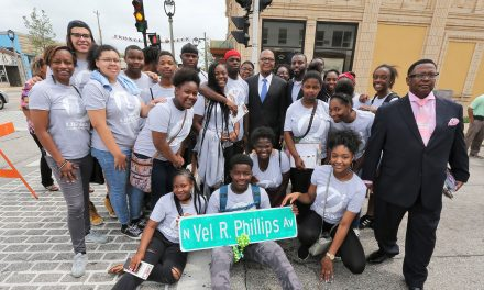 City maps now reflect permanent place for Vel Phillips as 4th Street renamed in her honor