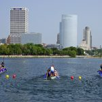 Dragon Boat race along city's lakefront shows value of local water resources