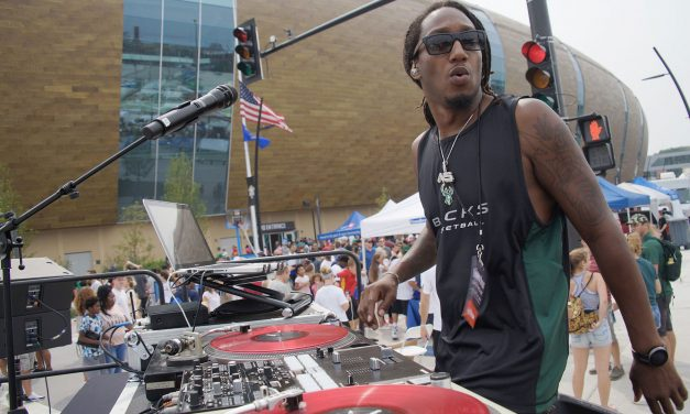 Bucks 4th Annual Summer Block Party welcomes the community to the Fiserv Forum